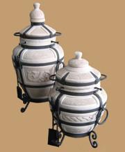 керамическая печь шашлычница ТАНДЫР мангал