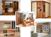 Besik furniture изготовит корпусную мебель по индивидуальному заказу.