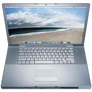 MacBook Pro 17: Intel Core 2 Duo 2400 МГц,  ОЗУ 2 GB