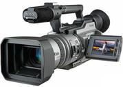 Видеокамера Sony VX-2100E в хорошем состоянии